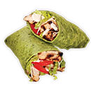 Turkey Club Wraps
